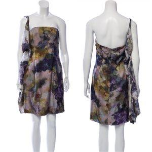 SACHIN + BABI Silk Mini Dress